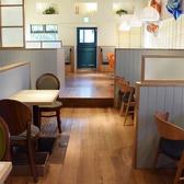 ihana cafe イハナカフェ 星ヶ丘本店の雰囲気2