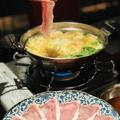 料理メニュー写真岩中豚のしゃぶしゃぶ