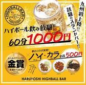IMAIZUMI HIGHBALL BAR イマイズミ ハイボールバーのおすすめ料理2