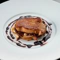 料理メニュー写真フォアグラのポワレ バルサミコ風味