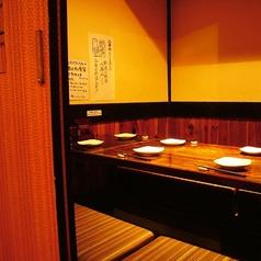 【掘りごたつ式個室】個室は2名様から最大14名まで宴会に対応可!人数に応じて個室でご案内◎
