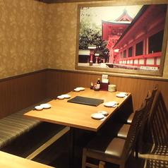 総席数【110席】、最大【40名様】OK★海鮮居酒屋 はなの舞 蓮田西口店