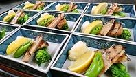 新潟県産豚ロースの味噌酒粕漬け 季節野菜を添えて