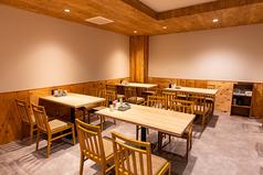 ◇◆テーブル席(2~4名様)◆◇