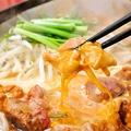 料理メニュー写真飛騨奥美濃 鶏ちゃん焼なべ