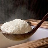 フワフワとろとろの自家製豆腐も絶品の一言。