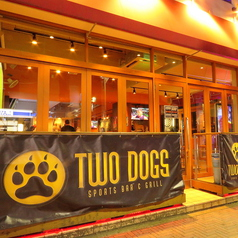 Two Dogs ツードッグス Fukuokaの写真