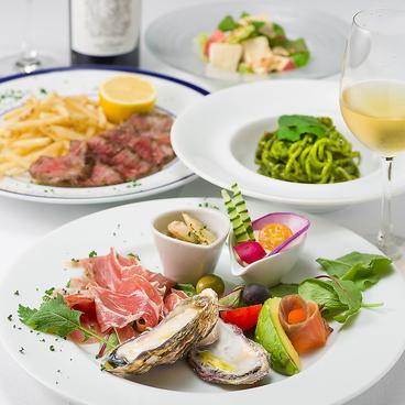 アクイラ ウォランス AQUILA VOLANS ダイワロイネットホテル横浜公園のおすすめ料理1