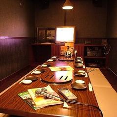 《人気!無料カラオケ個室×10名様まで》無料のカラオケ個室完備★掘りごたつ席で大宴会!急な飲み会も甘太郎 渋谷センター街店をご利用下さい★他、様々なタイプの個室をご用意しています。8名様~12名様、15名様~22名様、15名様~30名様など、用途に合わせてお使いいただけます。女子会や合コン等にお使いください!