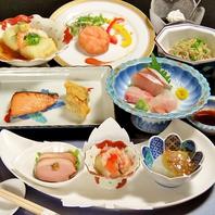 割烹の味!贅沢7品2H飲み放題付き4500円~。