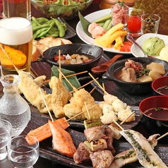 魚串さくらさく 新宿歌舞伎町店のおすすめ料理1