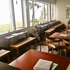 目の前の琵琶湖を一望できる特等席!デートなどで大活躍♪