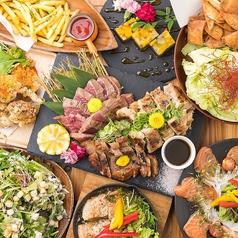 個室 肉魚バル アラタ ARATA 三宮店の特集写真