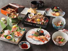 喜久鮨のコース写真