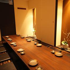 海鮮個室居酒屋 魚吉 南三条店の雰囲気1