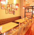 bbq premium chicken 渋谷店 ビービーキュープレミアムチキンの雰囲気1