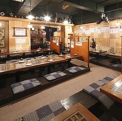 我楽多文庫車道店は個室、掘りごたつ、テーブル席、座敷など多彩な席をご用意致しております!