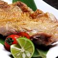 料理メニュー写真阿波尾鶏の鳴門の塩焼き