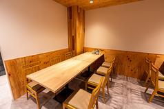◇◆テーブル席(5~7名様)◆◇