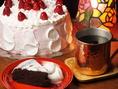 アニバーサリーケーキのご予約お待ちしております♪(1週間前まで要予約)