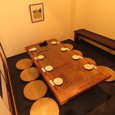 ちょっと特別感のある個室席。大切な方との会食や接待、おもてなしなど、様々なシーンでご利用いただけます!8名様座敷個室が2つございます。繋げて16名様でのご宴会も可能です。 総席数62席を完備!ご宴会最大40名様までOK!お席詳細・人数・ご予算など、お気軽にお問い合わせください!※写真は一例です