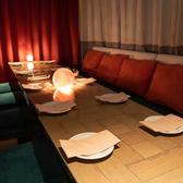 夜景個室10名席  ふかふかのソファー席☆ 宴会、飲み会、女子会等どんなシチュエーションにもどうぞ♪