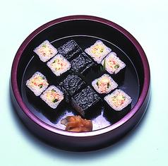 かに細巻寿司