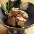 料理メニュー写真鶏肝の低温生姜煮