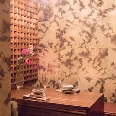 【2F】落ち着いた雰囲気の完全個室