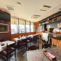 インド料理 SURYA スーリャ 中目黒店の雰囲気1
