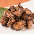 料理メニュー写真森林鶏もも肉の真っ黒焼き