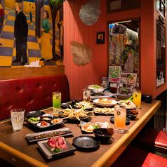 焼鳥 串カツ&飲み放題 たま 名掛丁店の雰囲気1