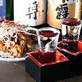 日本酒・焼酎との相性も抜群のメニューが豊富にございます/これからの季節にどうぞ