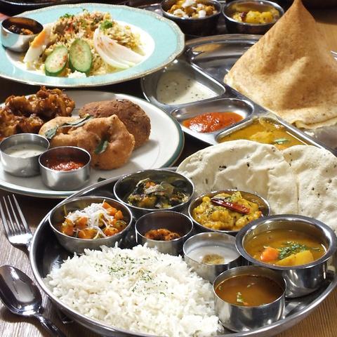 インド料理 ナンタラ
