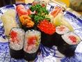 お寿司はもちろん・・・