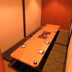 6名様完全個室★何名様でも完全個室へご案内★※系列店舗との併設店舗となります