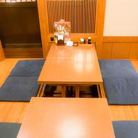 最大宴会34名様★ゆったり宴会部屋ございます。