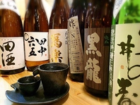 ■日本全国の地酒が常時30品以上揃ってます■
