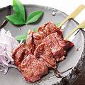 料理メニュー写真国産牛串焼き(1本)