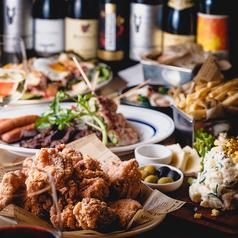 ワイン食堂 DAIKINBOSHI 新浦安店のコース写真