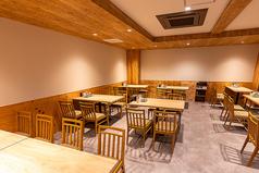 ◇◆テーブル席(4~6名様)◆◇
