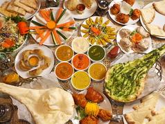 nepal indian dining ビスターレ ビスターレ 札幌清田店