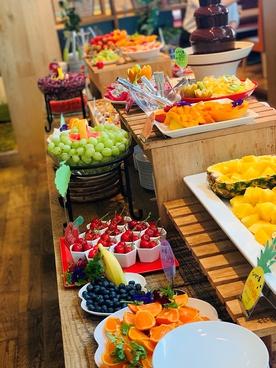 Fruit+Bistro 32orchard フルーツとビストロカフェ サニーオーチャードの雰囲気1