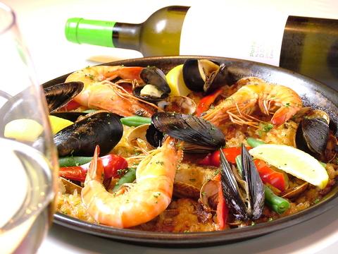 スペイン料理 TRES(トレス)