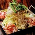 料理メニュー写真韓国鉄板鍋料理