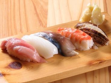 鮨みやびのおすすめ料理1