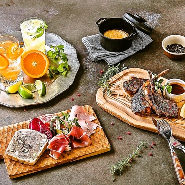 4U BAR YOKOHAMAのおすすめ料理1