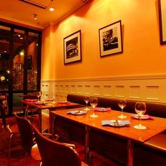 スワンカフェ SWAN CAFE 東銀座店の雰囲気3