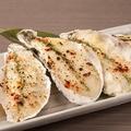 料理メニュー写真牡蠣焼き(2個)
