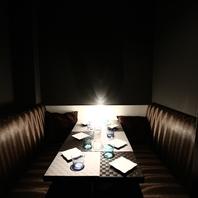 ◆個室中心の大人和空間◆渋谷 居酒屋 個室 女子会
